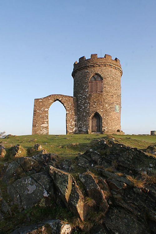 Old John, Bradgate Park, Leicestershire. Photo by Mark Corby