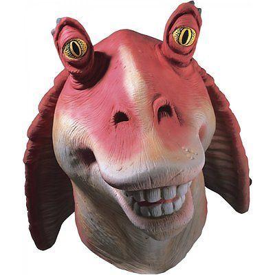 Rubie's Costume Co Child Star Wars I - Jar Jar Binks Mask