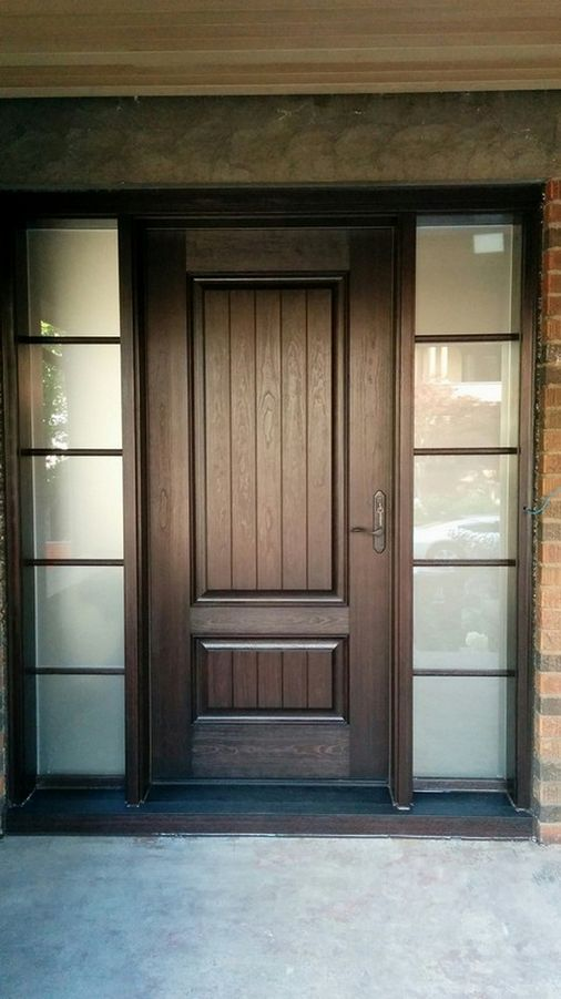 Fresh Fiberglass Residential Entry Doors
