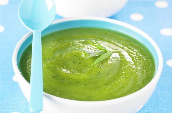 Bouillon verdurette