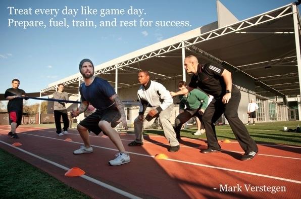 Motivation from Mark Verstegen