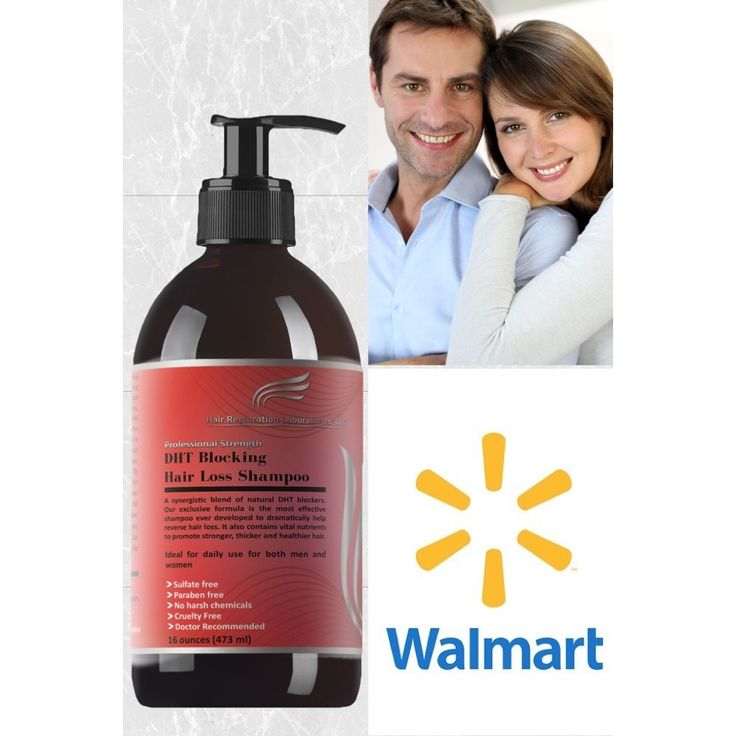 Hair Restoration Laboratories has some exciting news!💥💥💥  Our DHT Blocking Hair Loss Shampoo is now available at Walmart as well!!👍💥👍😀  Order a bottle today at https://www.walmart.com/ip/Hair-Restoration-Laboratories-DHT-Blocking-Hair-Loss-Shampoo/229830063 #hairlossshampoo #hairloss #hairregrowth #hairgrowth #hairrestorationlaboratories #hairthinning #hairthinningsolution #walmart