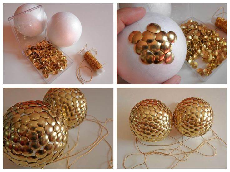 Mil artes mujer ideas para decoraci n navide a - Decorar cestas de mimbre paso a paso ...