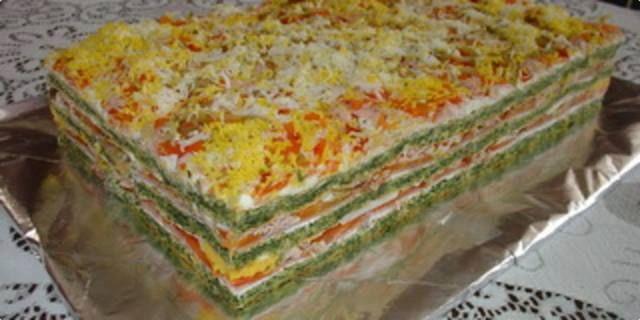 Zdrava Kuhinja: Svako ko je proba odmah trazi recept…obavezno probajte – Slana torta