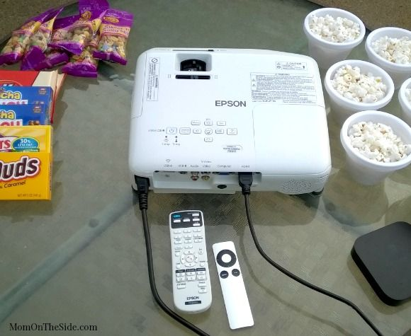 The HTG Guide To Throwing A Backyard Movie Night | Entertaining! |  Pinterest | Backyard Movie Nights, Backyard And Movie