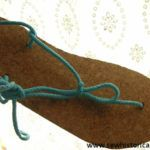 DIY Huarache Sandals Prototype
