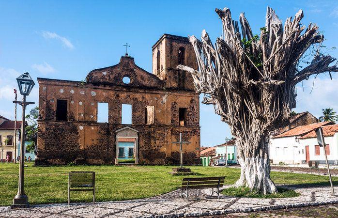 Destinos baratos Brasil - Alcântara, Maranhão