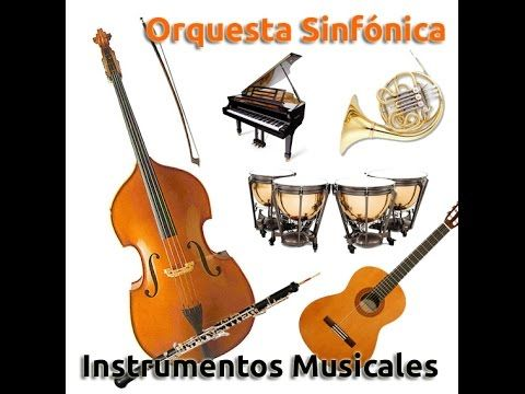 Instrumentos Musicales Orquesta - Guía Didáctica Fácil