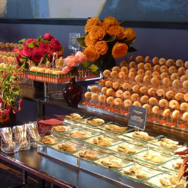 Fun Catering Ideas For Weddings: 17 Best Images About Wedding Seafood Bar! On Pinterest