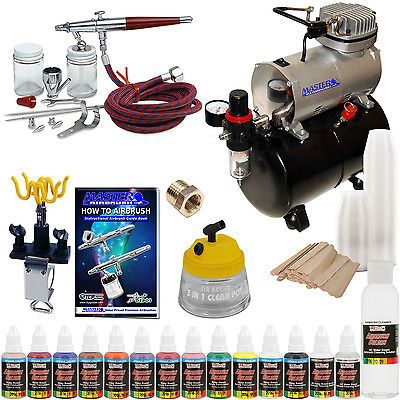 Complete-Professional-Airbrush-System-Kit-with-G44-Master-Airbrush
