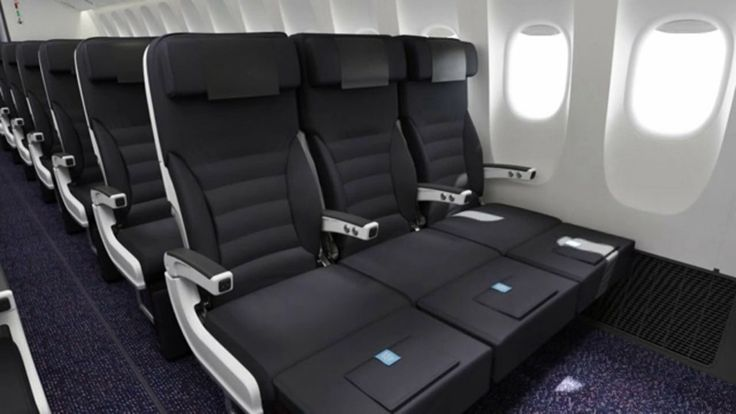 Economy & Skycouch™ 777-300. 777-300 walk through of Air New Zealand's Economy Skycouch™  Economy Skycouch:  Whether you...