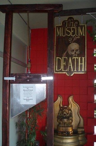 The Museum of Death — Hollywood, Calif. | 13 Places Every Horror Story Lover Needs To Visit Before They Die