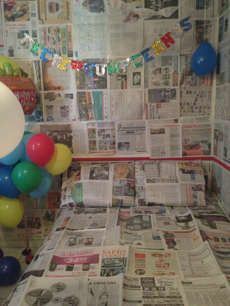 17 Best Images About Birthday Pranks On Pinterest Scary
