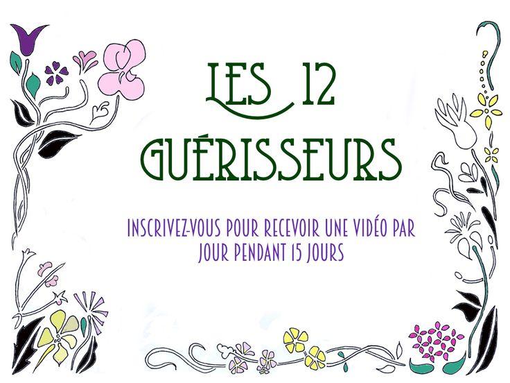 Juan Mathilde :: Défi 12Guerisseurs inscription formation gratuite Fleur de Bach