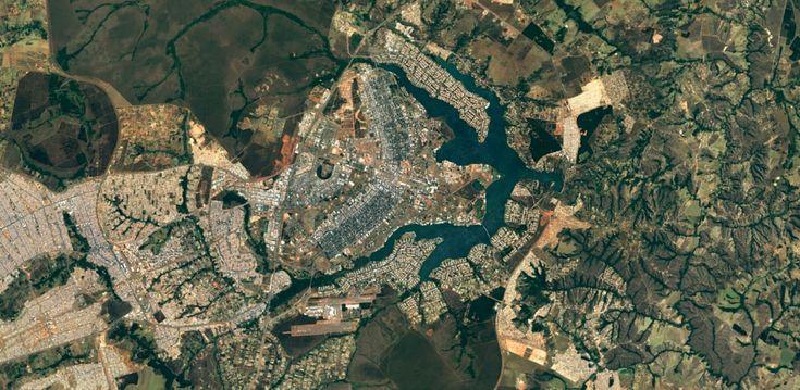 Google Maps começa a receber imagens de satélite em alta resolução