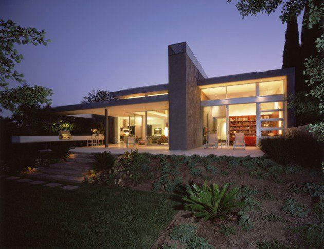 18 spectacular mid century modern exterior designs that will bring you back to the 50s - 50s Modern Home Design