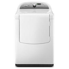 Cabrio® Platinum High Efficiency Gas Dryer with Advanced Moisture Sensing (WGD8200YW ) |