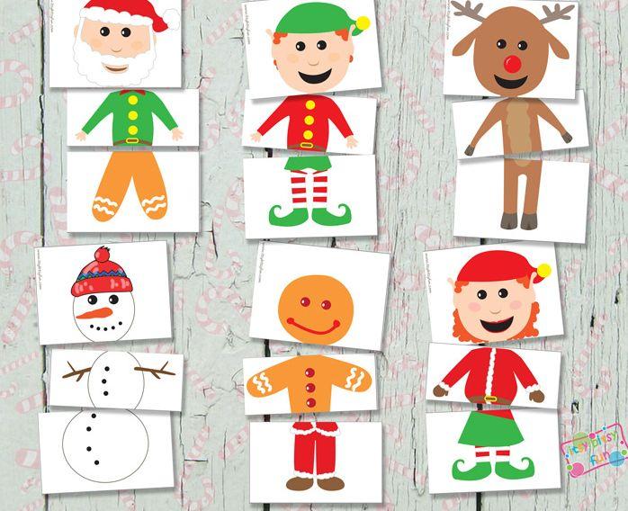 Tip tap ja joulutehtävät jakoon | Puhetta terapeutista