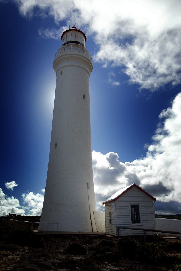 Lighthouse #Portland #Seaview