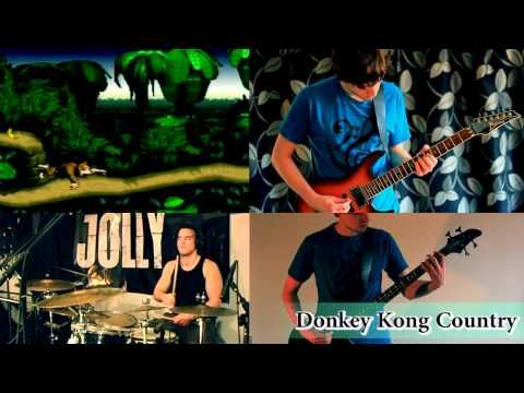 YouTuber musician Freddie25 has awakened from his Internet hiatus with his latest track. For ten beautiful, nerdy minutes on guitar, FreddeGredde rocks out an ultimate video game rock medley. Louis Abramson adds with the drums. How many games do you recognize?