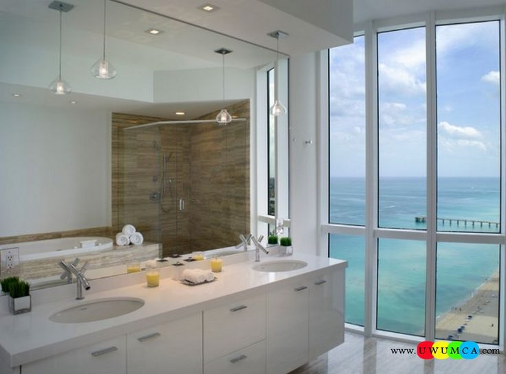 Bathroom:Decorating Modern Summer Bathroom Decor Style Tropical Bath Tubs  Ideas Contemporary Bathrooms Interior Minimalist