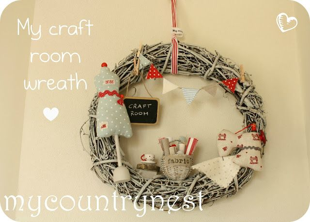 My country nest: cucito creativo
