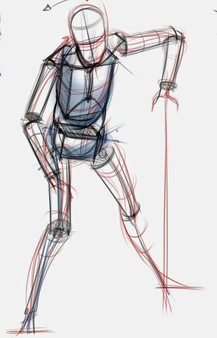 Tutorials or Guides on Art-Anatomy-Study - DeviantArt