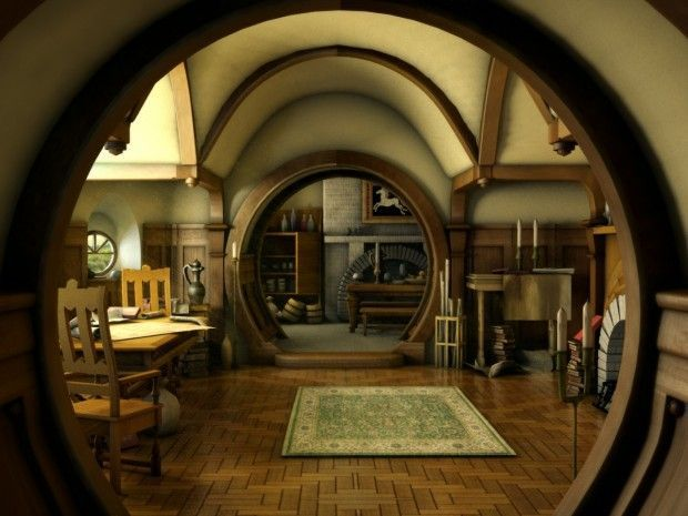 Real-Life Hobbit Homes To Make Your Inner Nerd Squeal In Delight ...
