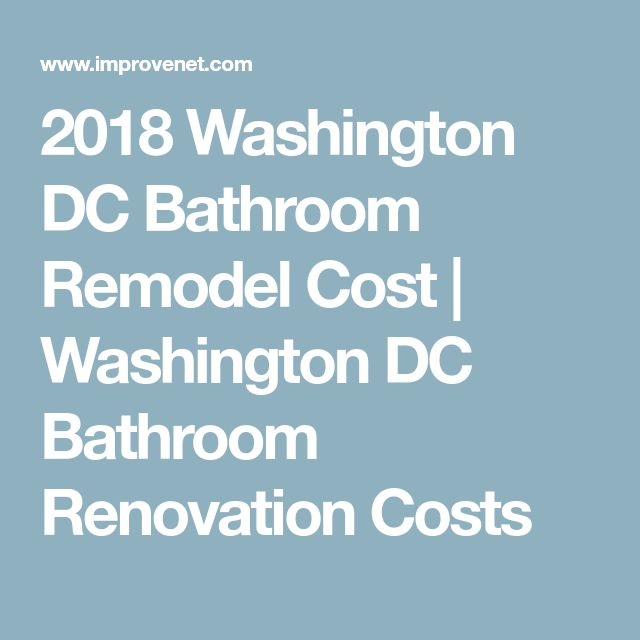 Best  Bathroom Remodel Cost Ideas On   Bathrooms