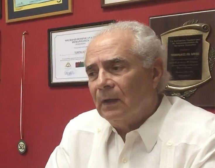 Virgilio Pérez Bernal, presidente del Clúster Turístico y Productivo de Barahona.