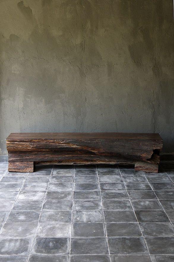 Les 28 meilleures images du tableau d co naturelle et - Maison wooden concrete nestor sandbank ...