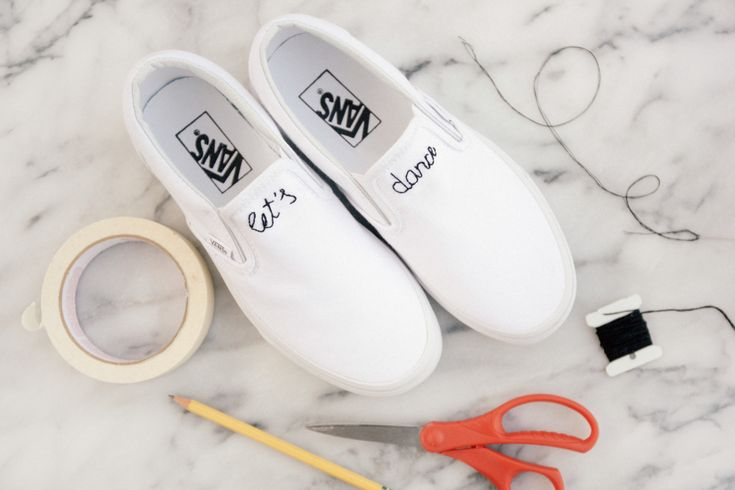 DIY Embroidered Vans If there's one trend we've been consistently obsessed with this year, it's definitely embroidery. We've chainstitched our entire wardrobe from pocket T's to backpacks, and we're...