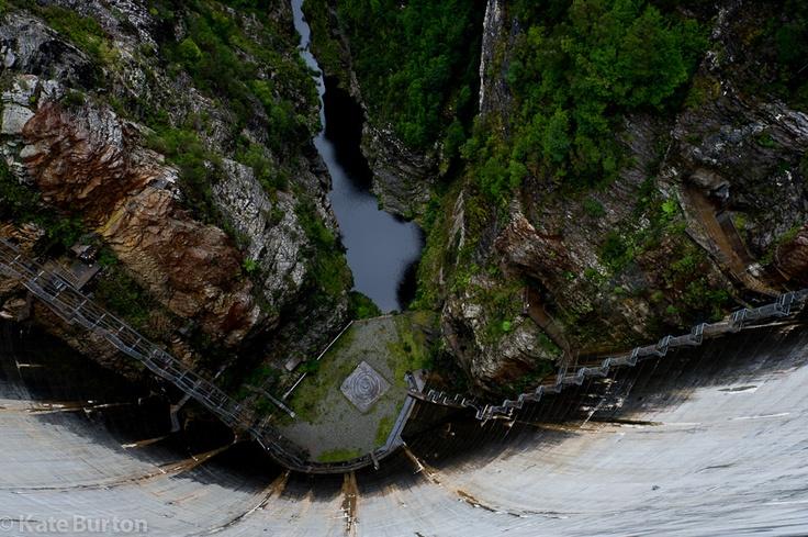 Strathgordon Dam, Tasmania