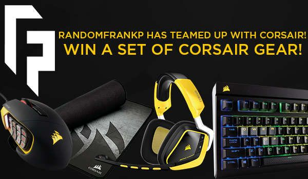 I just entered to win a set of Corsair gear thanks to RandomFrankP!