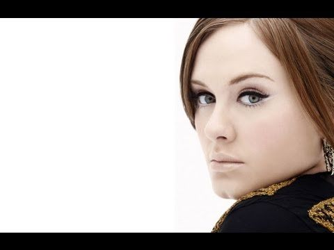 How to do Adele's eye makeup look. Lots of black eyeliner, fake lashes, nude shimmer on the lid, white liner on the lower waterline and under the lash. Great video to show how to do it all.