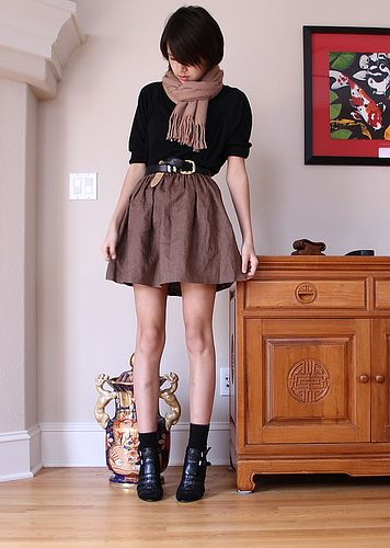 Puffy Skirt!Black Fall Outfit, Fashion, Amazing Outfit, Clothing, Outfit Wishlist, Fall Outfits, Highwaisted Skirts, Puffy Skirts, Adorable Outfit