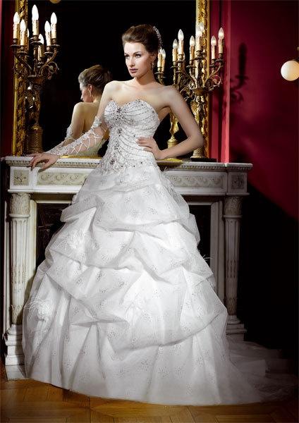 Robe de mariée de marque Kelly Star collection 2012