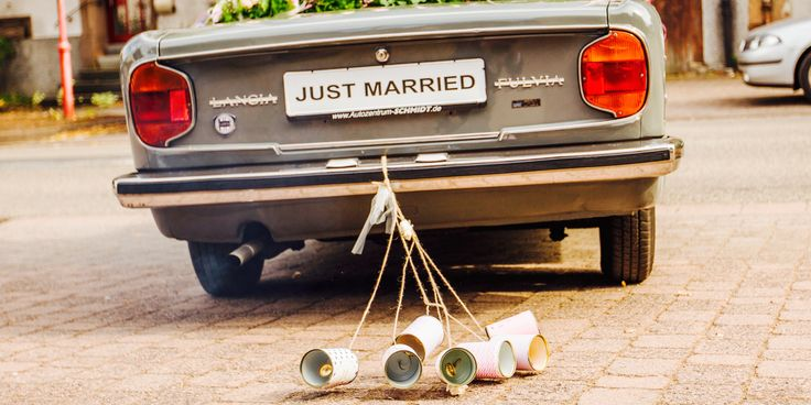 Autokorso -get ready to escape from your wedding with WeddingCans!