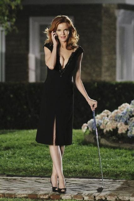 Marcia Cross ~ Desperate Housewives ~ Episode Stills ~ Season 7, Episode 3: Truly Content #amusementphile