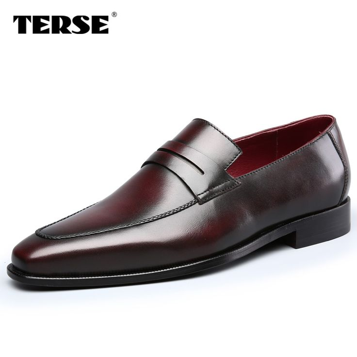 Find More Loafers Information about 100% Handmade Genuine imported italian brushing leather mens designer loafers shoes GOODYEAR welcome OEM (similar to Berluti),High Quality shoe disinfectant,China shoe glue Suppliers, Cheap shoe beige from Terse bags, shoes and belts on Aliexpress.com
