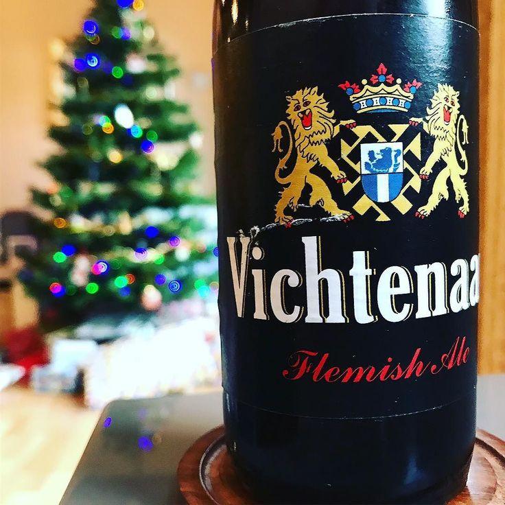 Brouwerij Verhaeghe Vichtenaar superb red sour refreshing post Christmas dinner drink. 8/10. #brouwerijverhaeghe #vichtenaar #flandersredale #vichte #belgium #bottlesandbooks #kendallbeer #beer #craftbeer #beergeek #beersnob #ukcbf