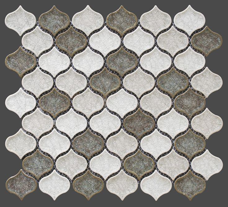 Moroccan Design Porcelain Backsplash Tile From Http