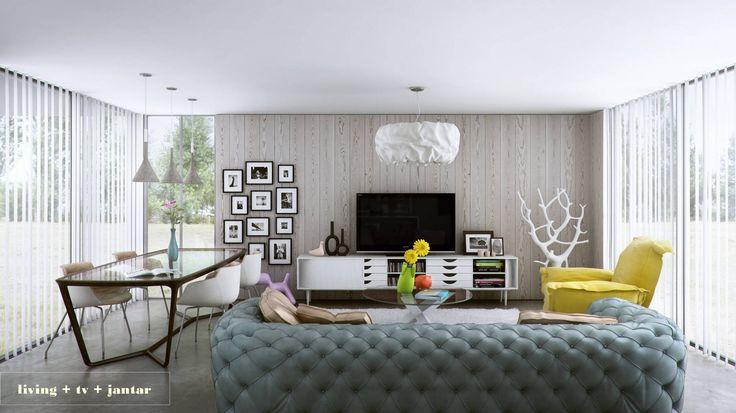Casa bellissimo blog dicas arquitetura casas compactas for Casas e interiores