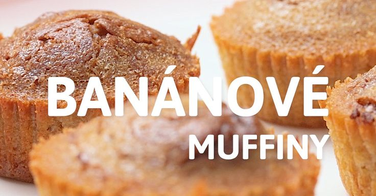 Ak hľadáš rýchly achutný dezert, banánové muffiny sú pravou voľbou. Šťavnaté cesto asladkú polevu zNutelly si zamiluješ.