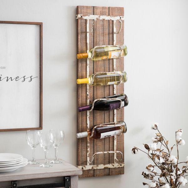 Rustic Wooden Wine Rack Wine Rack Design Wine Rack Wall Rustic Wine Racks