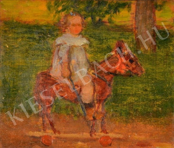 Hobbyhorse - Lajos Kunffy