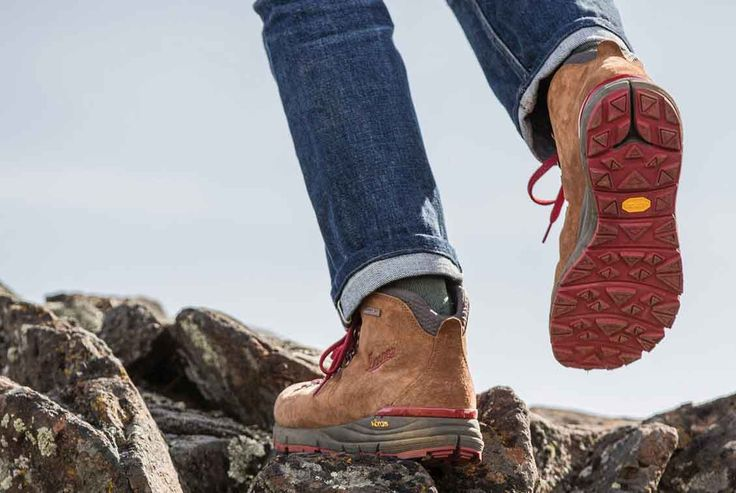 Classic Danner Hiking Boot Gets 'Vibram SPE' Upgrade