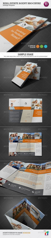 estate agent brochure template - real estate agent brochure template brochure template