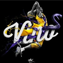 Kobe doin' work as Vino ;) Lakers!