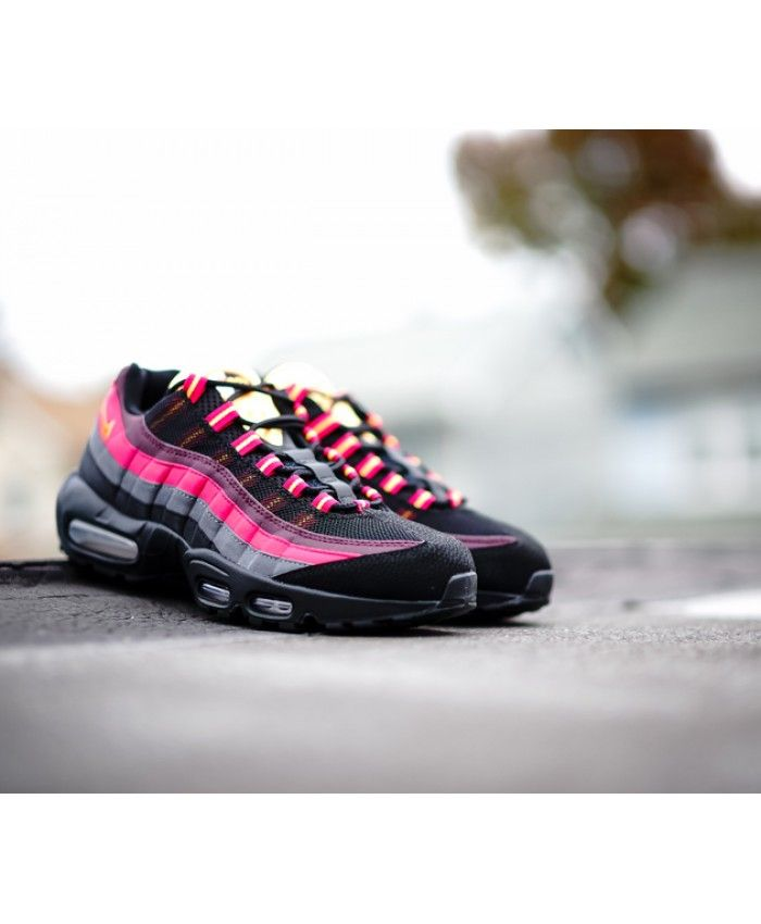huge discount 76566 467ec Nike Air Max 95 Tuscan Rust Pink Black Wolf Trainers ...